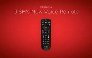 Dish Includes Voice Remote With Hopper Dvr