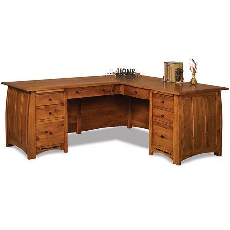kitchen cabinets boulder corner desk l shaped computer desk solid wood handmade 2897