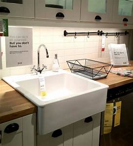 how to install ikea apron front sink With apron sink sizes