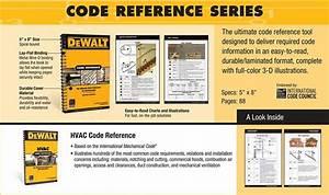 Dewalt Hvac Code Reference