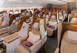 Emirates' Boeing 777 business class refresh keeps 2-3-2 ...