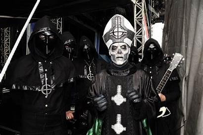 Ghost Metal Wallpapers Heavy Band Swedish Satanic