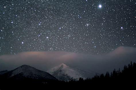 stars  rocky mountain national park photograph  pat