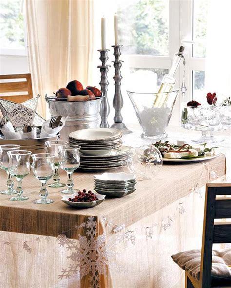 18 christmas dinner table decoration ideas freshome com