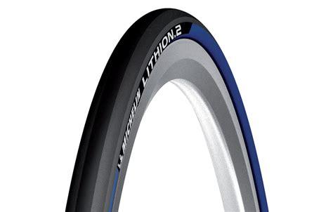 Michelin Lithion 2 Road Bike Tyre Blue