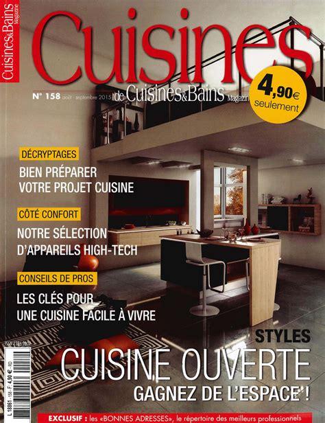 cuisines et bains cuisines et bains magazine dootdadoo com idées de