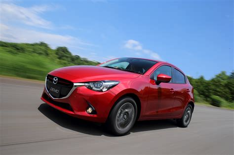 mazda japan models 2016 mazda2 japanese spec preproduction first drive