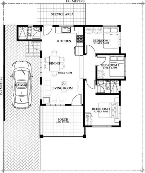 simple house designs  easy  layout due   simplicity  efficiency cecile