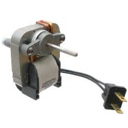 nutone replacement fan motor