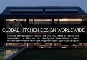 Global Kitchen Design : leicht startet gestaltungswettbewerb wohndesigners ~ Markanthonyermac.com Haus und Dekorationen