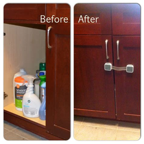 Baby Proofing Cupboards by How To Baby Proof Your Cabinets Safe Tots