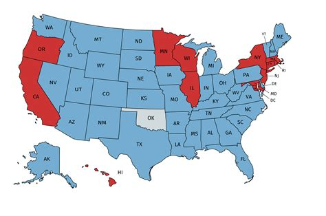 bureau okay ohio reciprocity map my
