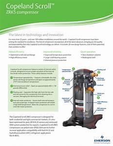 Copeland Condenser Schematic : 2 5 ton copeland scroll compressor zr28k5epfv800 ~ A.2002-acura-tl-radio.info Haus und Dekorationen