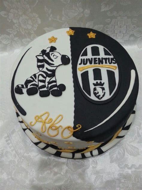 Buon Compleanno Con Torta Juventus