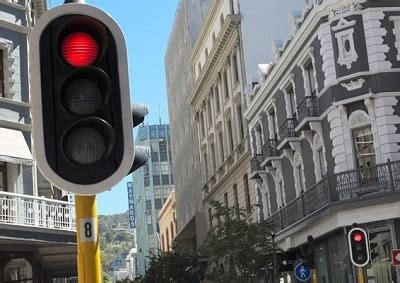 reader celebrating traffic lights wheels