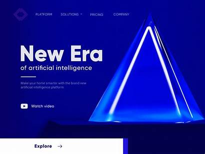 Intelligence Artificial Cone Dribbble Licked Repeat Refractions