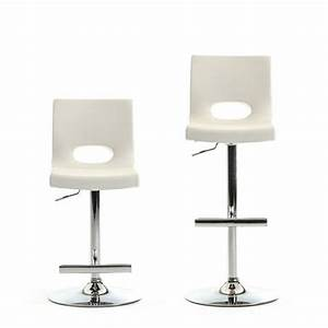 modrest lauda modern white bar stool empire furniture With empire furniture home decor gifts