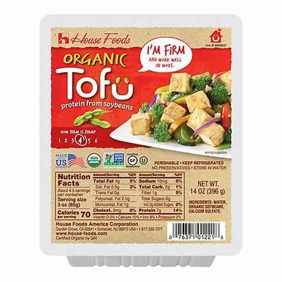 Tofu Organic Firm Foods 14oz Convenience