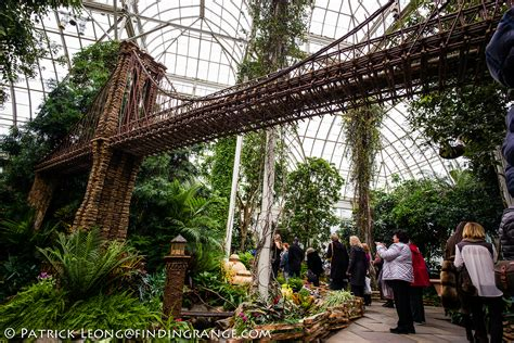 the new york botanical garden show at the new york botanical garden