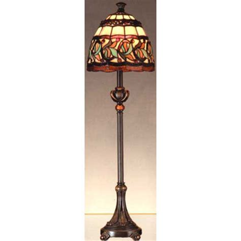 Dale Tiffany TB101109 Tiffany Buffet Lamp