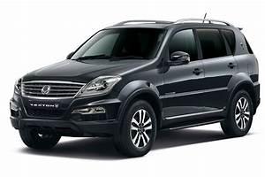 Ssangyong Rexton W : new ssangyong rexton w revealed auto express ~ Kayakingforconservation.com Haus und Dekorationen