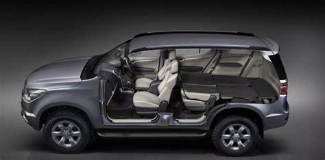 Chevrolet Trailblazer 2020 Interior by 2020 Chevy Trailblazer Ss Price Interior Release Date