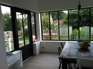 Verriere Atelier Exterieur : verri re type atelier d 39 artiste rambouillet la rambolitaine ~ Melissatoandfro.com Idées de Décoration
