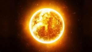 Espace soleil, la lumière jaune Fonds d'écran | 1920x1080 ...