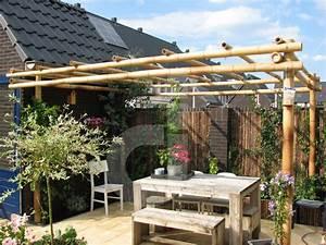 Sonnenschutz Für Pergola : bambus pergola pavillon f r ihren garten terrasse rankhilfe sonnenschutz ebay ~ Eleganceandgraceweddings.com Haus und Dekorationen