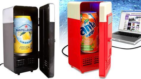 frigo bureau un mini frigo usb à déposer sur votre bureau
