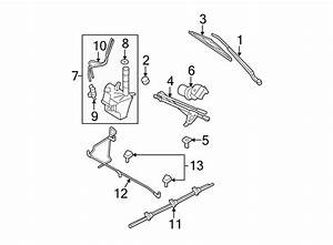 Wiring Diagram  9 2013 Ford Escape Body Parts Diagram