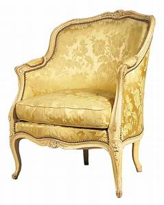 Brocade French Chairs