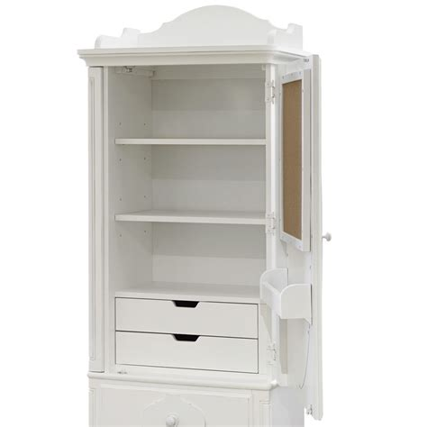 White Armoire by White Armoire Rosenberryrooms