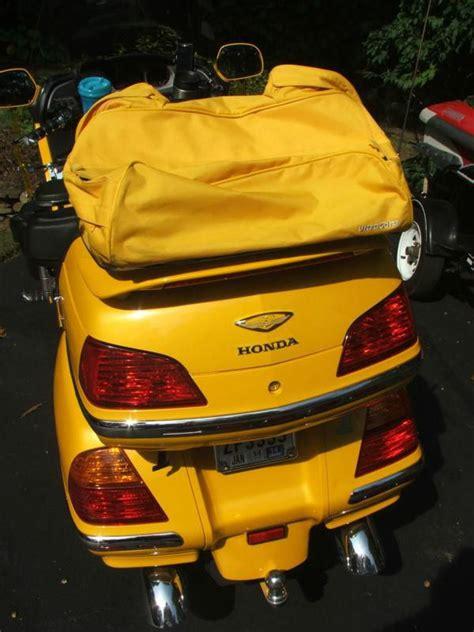 yellow honda goldwing gl kruzer  sale