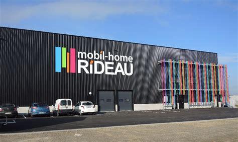 croissance mobil home rideau nouvelle usine nouveaux