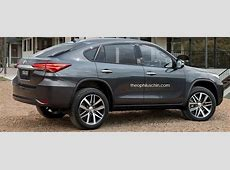 2016 Toyota Fortuner Coupe is a BMW X6 Wearing the Wrong