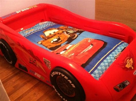 Tikes Lightning Mcqueen Toddler Bed by Customer Images