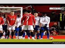 Cristiano Ronaldo Free Kick Vs Portsmouth Sky Sports