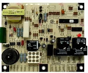 Ruud Rheem Furnace Control Board 62