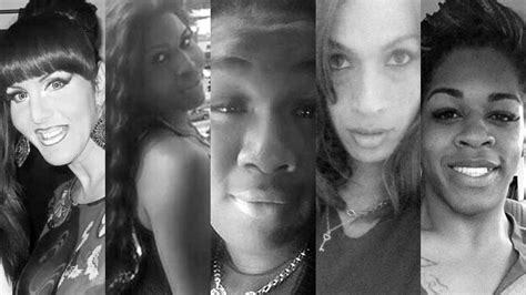 7 Transgender Women Have Been Murdered In 2015 And No One