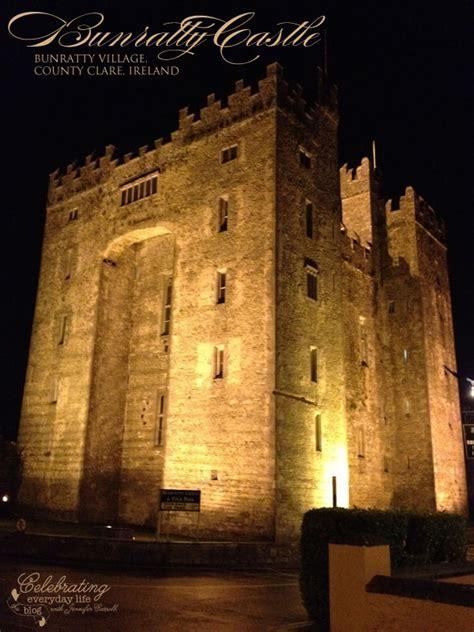 lets visit bunratty castle folk park