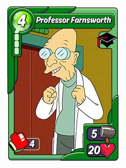 Animation Throwdown Professor Farnsworth Wikia Fandom