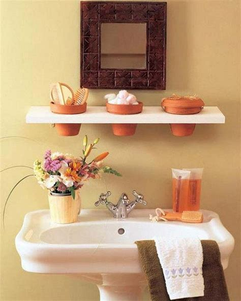 bathroom shelving ideas 30 brilliant diy bathroom storage ideas amazing diy