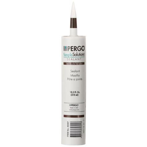 pergo flooring sealer pergo simplesolutions dark tone laminate floor sealant 45407 the home depot