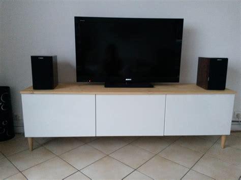 meuble suspendu ikea meuble tv avec besta ikea