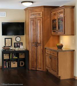 1000 images about leane39s kitchen on pinterest kitchen for Corner pantry cabinets for kitchen