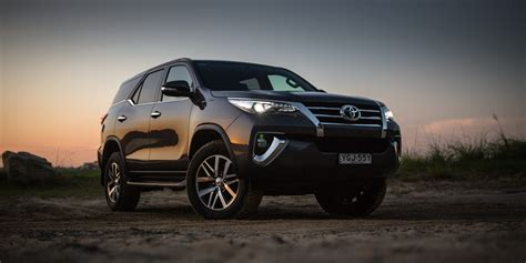 Toyota Fortuner 4k Wallpapers by 2017 Toyota Fortuner Crusade Review Caradvice