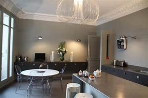 Décoration Appartement Moderne : photo appartement d co photo ~ Nature-et-papiers.com Idées de Décoration