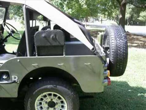 mitsubishi j54 mitsubishi j54 jeep diesel for sale youtube