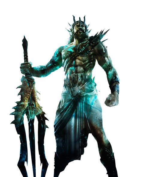 Poseidon God Of War Vs Battles Wiki Fandom Powered